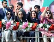 لا ہور: یوم یکجہتی کشمیر کے موقع پر مال روڈ پرمنعقدہ تقریب میں شریک ..