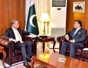 اسلام آباد: برلن میں سفیر نامزد ڈاکٹر محمد فیصل نے وفاقی وزیر برائے ..