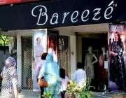 اسلام آباد: سپریم کورٹ کے شاپنگ مال کھولنے کے احکامات کے بعد وفاقی دارالحکومت ..