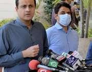 کراچی، ترجمان سندھ حکومت صوبائی مشیر قانون اور ماحولیات بیرسٹر مرتضی ..