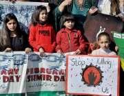 اسلام آباد: یوم یکجہتی کشمیر کے موقع پر اقوام متحدہ کے رہائشی رابطہ ..