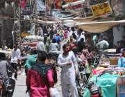حیدرآباد: کوویڈ 19 کے پھیلنے سے بچنے کے لئے احتیاطی تدابیر کے طور پر ..