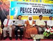 راولپنڈی: عالمی یوم امن کے سلسلے میں لائیز کلب انٹرنیشنل اور پنجاب ..