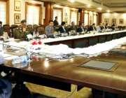 لاہور، وزیراعلی پنجاب عثمان بزدار کورونا وائرس سے نمٹنے کیلئے اقدامات ..