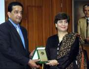 اسلام آباد: وفاقی وزیر اور وزیر برائے مشیر برائے موسمیاتی تبدیلی ملک ..