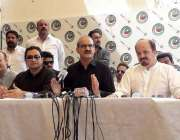 کراچی : مرکزی سیکرٹری جنرل پاکستان تحریک انصاف عامر محمود کیانی فردوس ..