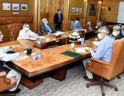 اسلام آباد: صدرمملکت ڈاکٹر عارف علوی آبادی میں اضافے کو کم کرنے کے لئے ..