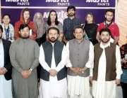 لاہور: صوبائی وزیر خوراک سمیع اللہ چوہدری کا جشن بہاراں کے سلسلے میں ..