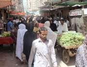 کراچی ضلع جنوبی کے علاقے کلی میں کورونا وائرس وبا سے شہریوں کو بچانے ..