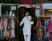 اسلام آباد : سپریم کورٹ کے شاپنگ مال کھولنے کے احکامات کے بعد وفاقی ..