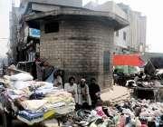راولپنڈی: انتظامیہ کی عدم توجہی کے باعث کجمنڈی کے باہر لاکھوں روپے ..