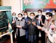 لاہور، وزیراعلی پنجاب عثمان بزدار لاہور کے داخلی و خارجی راستے ٹھوکر ..