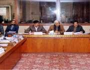 اسلام آباد: چیئرمین اسٹینڈنگ کمیٹی برائے امور کشمیر و گلگت بلتستان ..