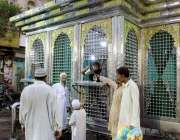 کراچی: محرم الحرام کے موقع پر جوڑیا بازارمیں کی دہائیوں سے لگائی جانے ..