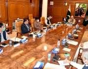 وزیراعلی بلوچستان جام کمال خان رواں مالی سال کی پی ایس ڈی پی میں شامل ..