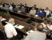 راولپنڈی: ڈپٹی کمشنر کیپٹن (ر) محمد انوار الحق انسداد پولیو مہم کے سلسلے ..