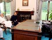 اسلام آباد: ایم این اے جناب محمد نجیب ہارون نے وزیراعظم عمران خان سے ..