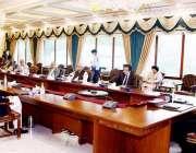اسلام آباد: وزیراعظم عمران خان کی زیر صدارت COVID 19 میں اجلاس ہوا۔