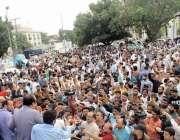 لاہور مسلم لیگ (ن) کے رہنما رانا مشہود پنجاب اسمبلی میں قائد حزب اختلاف ..
