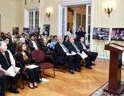 نیویارک: اقوام متحدہ میں پاکستان کے مستقل مشن کی حیثیت سے جموں و کشمیر ..