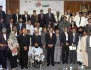 اسلام آباد: وفاقی وزیر اور وزیر اعظم کے مشیر برائے موسمیاتی تبدیلی ..