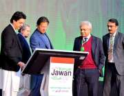 اسلام آباد: وزیراعظم عمران خان ہنرمند جوان پروگرام کا افتتاح کررہے ..