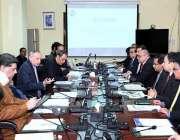 اسلام آباد: وزیر اعظم کے مشیر برائے تجارت ، ٹیکسٹائل ، صنعت و پیداوار ..