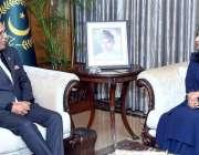 اسلام آباد: جنوبی کوریا میں نامزد سفیر محترمہ ممتاز زہرہ بلوچ نے صدر ..