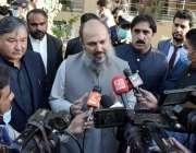 کوئٹہ، وزیراعلی بلوچستان جام کمال خصوصی افراد کے عالمی دن کے موقع پر ..
