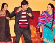 راولپنڈی: پنجاب آرٹس کونسل میں سماجی مسائل پر مبنی خوبصورت مزاحیہ سٹیج ..