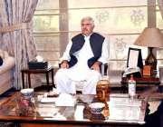 پشاور، وزیراعلی خیبرپختونخوا محمود خان کو صوبے میں کورونا کی تازہ ..