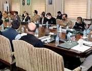 پشاور، وزیراعلی خیبرپختونخوا محمود خان ضم شدہ علاقوں پر صوبائی ٹاسک ..