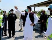 خیبر: کے پی کے وزیر اعلی برائے اطلاعات و تعلقات عامہ کے مشیر اجمل خان ..