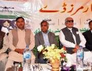 راولپنڈی: کسان میلے کی افتتاحی تقریب میں بارانی زرعی یونیورسٹی راولپنڈی ..