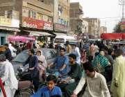 حیدرآباد: لاک ڈاؤن میں نرمی اور کاروبار کھولنے کی اجازت کے بعد سے اہم ..