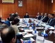 اسلام آباد: قومی سلامتی ڈویژن اور اسٹراٹیجک پالیسی پلاننگ سیل سے متعلق ..