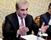 ماسکو شنگھائی تعاون تنظیم کی وزرائے خارجہ کونسل کے اجلاس کے موقع پر ..