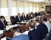 اسلام آباد: قومی قیمت مانیٹرنگ کمیٹی کے اجلاس کی صدارت سیکرٹری خزانہ ..
