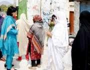 اسلام آباد، وزیراعظم کی مشیر ثانیہ نشتر احساس کفالت پروگرام کے تحت ..