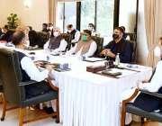 اسلام آباد، وزیراعظم عمران خان ترقیاتی اقدامات سے متعلق اجلاس کی صدارت ..