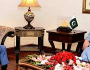 اسلام آباد، سپیکر قومی اسمبلی اسد قیصر سے مراکش کے سفیر محمد کارمون ..