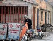 راولپنڈی، محلہ ورکشاپیں میں لاکھوں روپے کی لاگت سے بنایا جانے والا ..