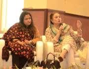 لاہور: ترجمان حکومت پنجاب مسرت جمشید چیمہ جامعہ پنجاب میں خواتین کی ..