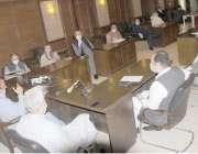 لا ہور مسلم لیگ (ن) پنجاب کے صدر رانا ثناءاللہ پارلیمانی ایڈوائزری کمیٹی ..