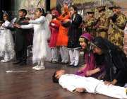 راولپنڈی: وزیر اعظم عمران خان کی ہدایت پر آرٹس کونسل کے زیراہتمام یوم ..