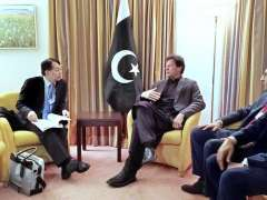DAVOS:President of Asian Development Bank (ADB) Masatsugu Asakawa called on Prime Minister Imran Khan on the sidelines of WEF Annual Meeting 2020.