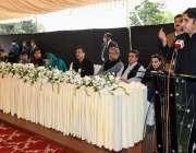 اسلام آباد، چئیرمین پاکستان پیپلز پارٹی بلاول بھٹو زرداری سندھ ہاؤس ..