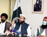 اسلام آباد، وزیراعظم کے خصوصی مشیر برائے مذہبی رواداری اور مشرق وسطی ..