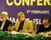 اسلام آباد، سپیکر قومی اسمبلی اسد قیصر جماعت اسلامی کے زیر اہتمام قومی ..
