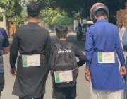 لاہور، جماعت اسلامی کے کارکن پیٹرولیم مصنوعات کی قیمتوں میں اضافے ..